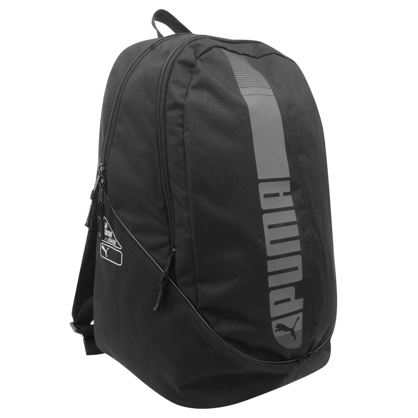Details about Puma Pioneer Backpack Black Gym Sports Bag