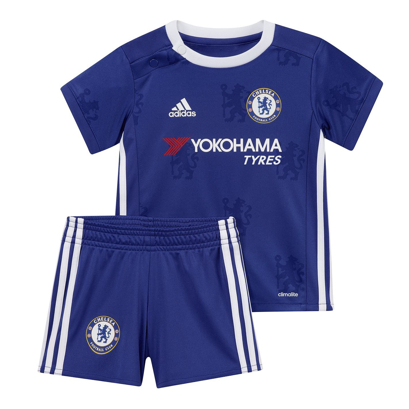 Adidas Chelsea Fc Home Kit   Infants Baby Football Soccer