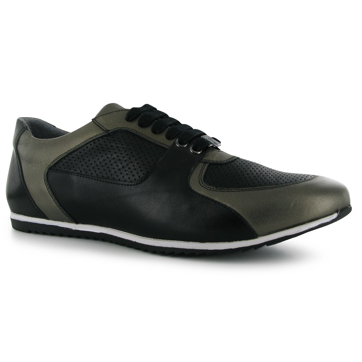 versace collection trainers mens bronze sneakers shoes