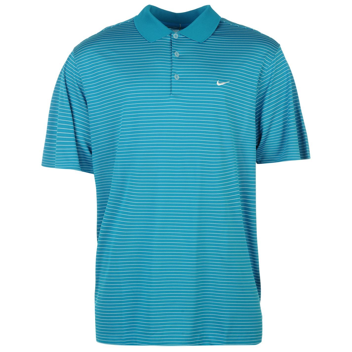 Nike victory stripe golf polo shirt mens light blue top t Light blue t shirt mens