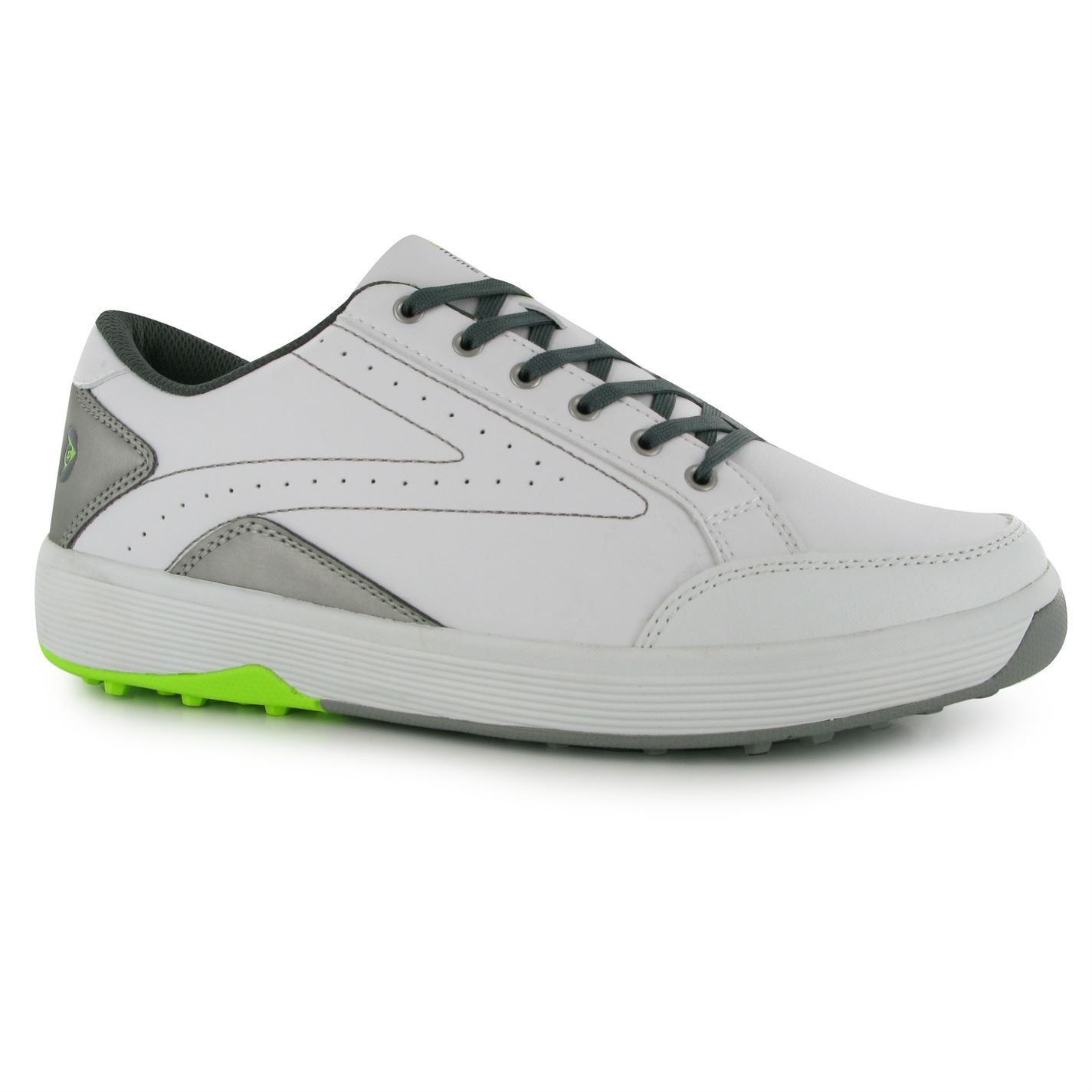 dunlop biomimetic 300 casual golf shoes mens whe trainers