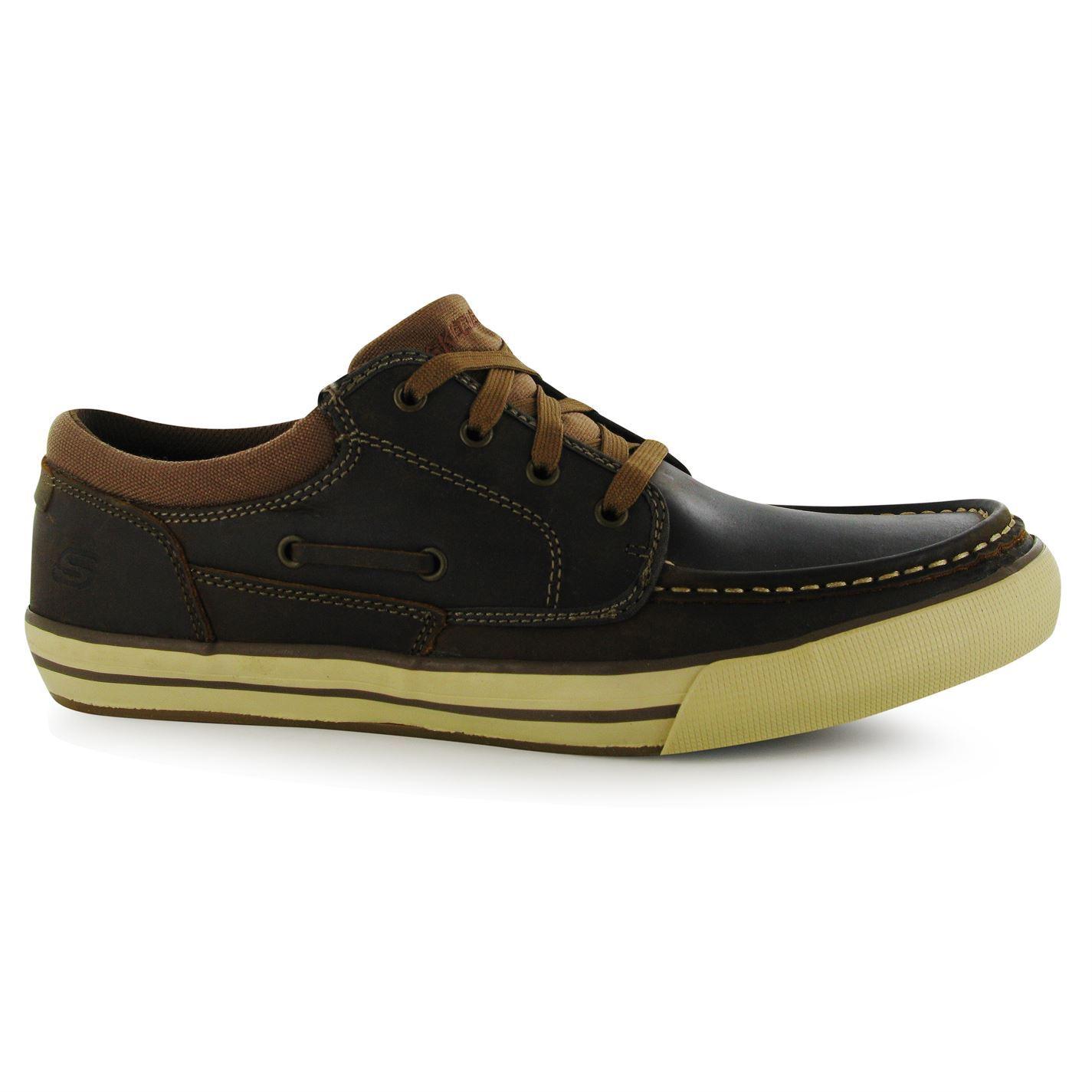 Skechers Planfix Boat Shoe Mens