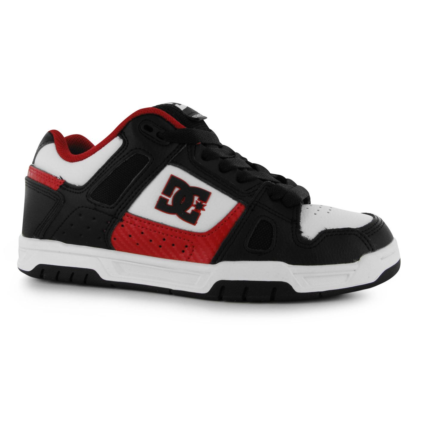 Dc Leather Skate Shoes