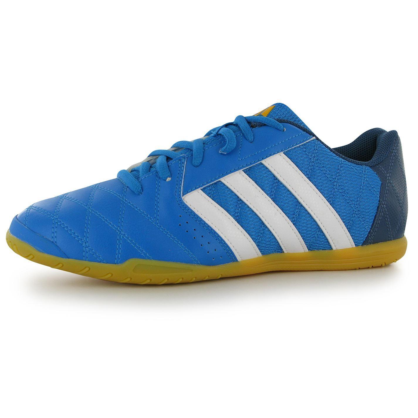 zapatillas futsal adidas azules