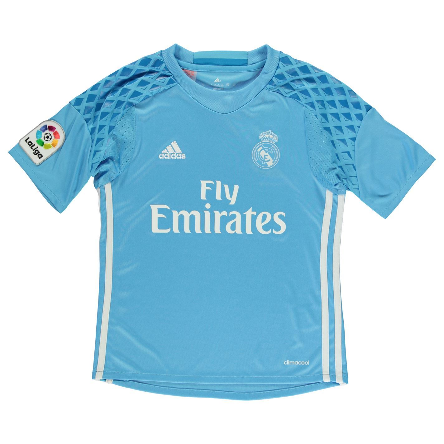 Details About Adidas Real Madrid Home Goalkeeper Jersey