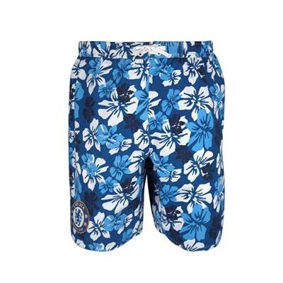 Chelsea-FC-Swim-Beach-Shorts-Kids-Boys-Blue-FL