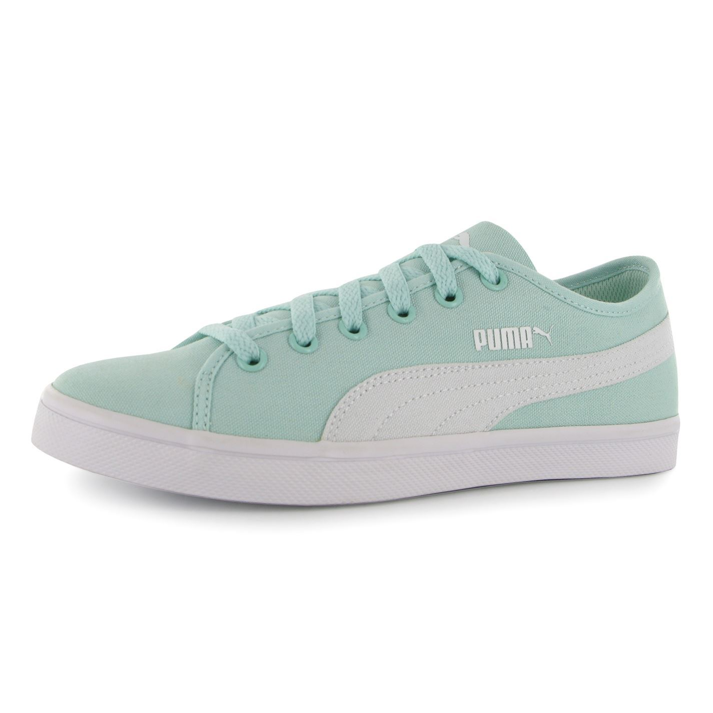 Puma Vikky Canvas Sneaker Bab C Bed A Ceecdfe