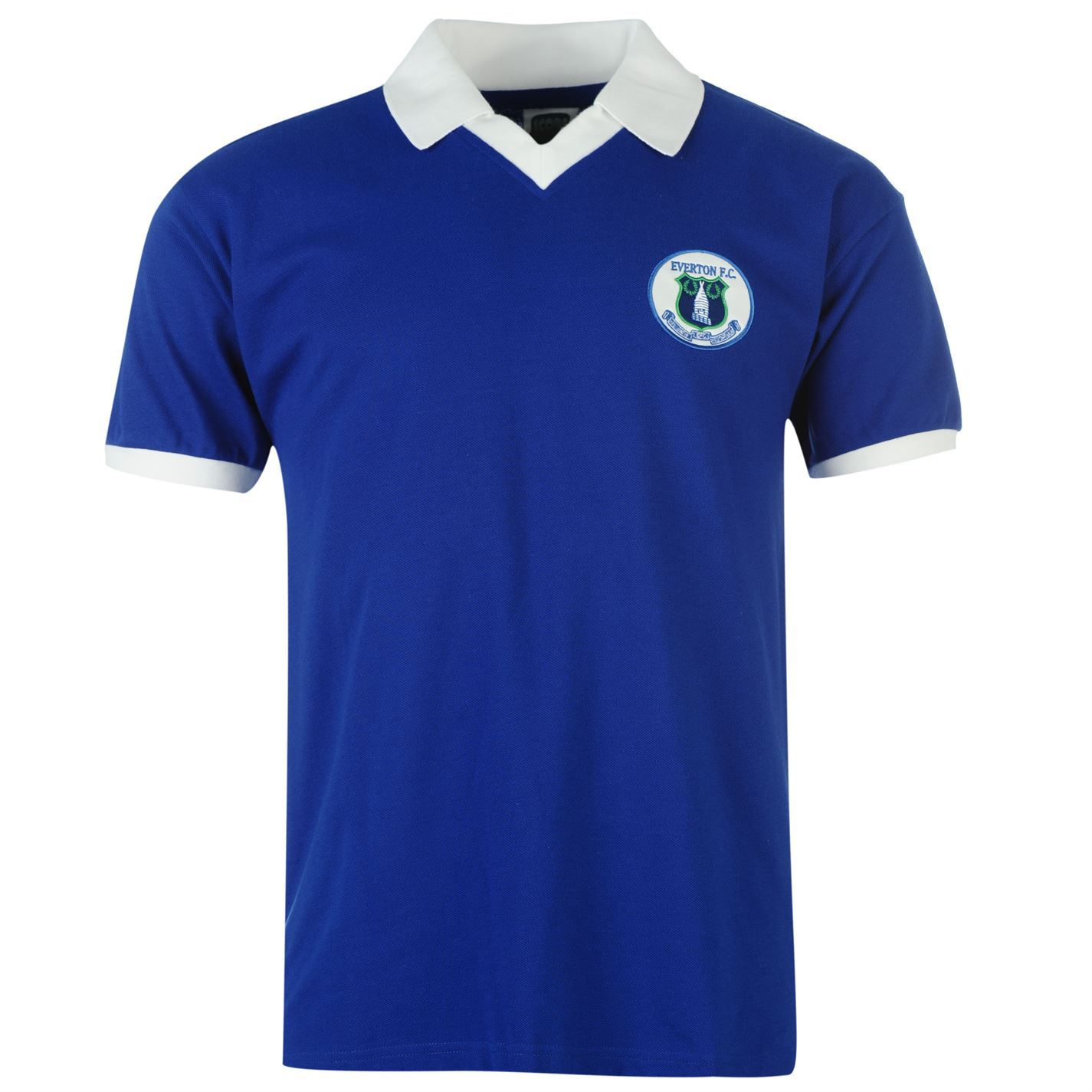 Details About Everton Fc  Home Jersey Score Draw Mens Royal Retro