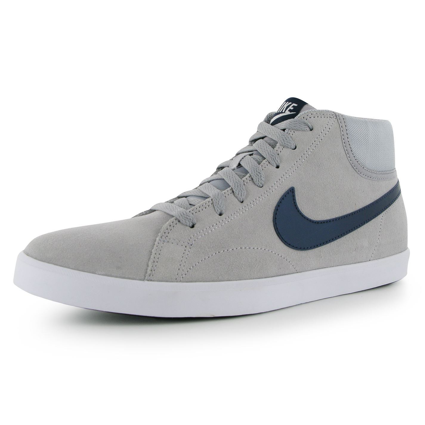 Nike Grey Eastham Mid Casual Shoes