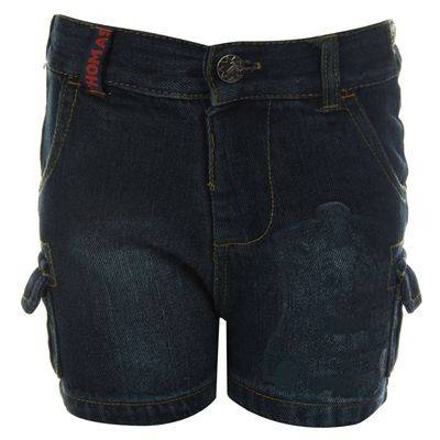 THOMAS-THE-TANK-ENGINE-Baby-and-Infant-Boys-Denim-Shorts