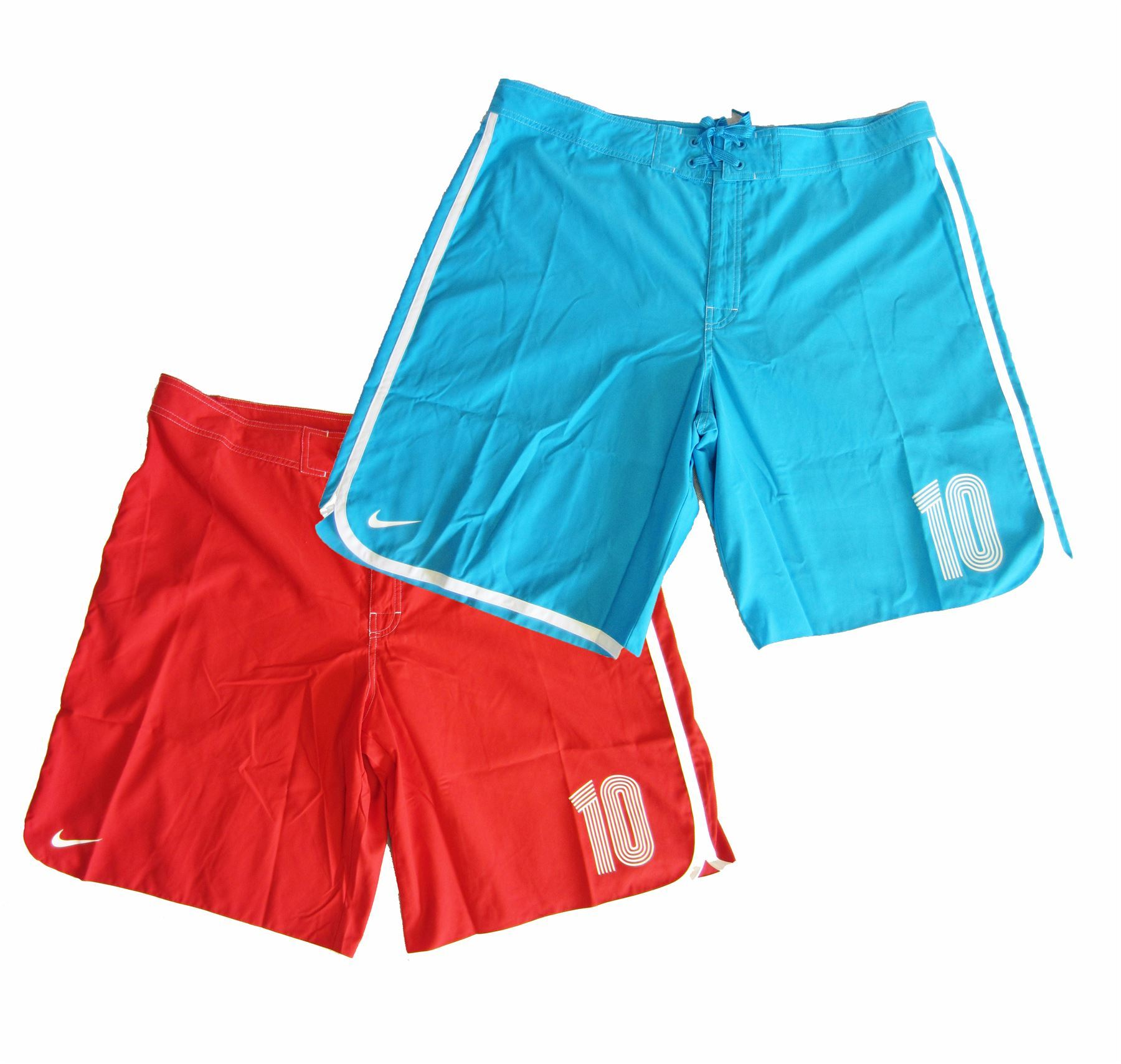 NIKE BOARD SHORTS Football Soccer Casual Active Beach ...
