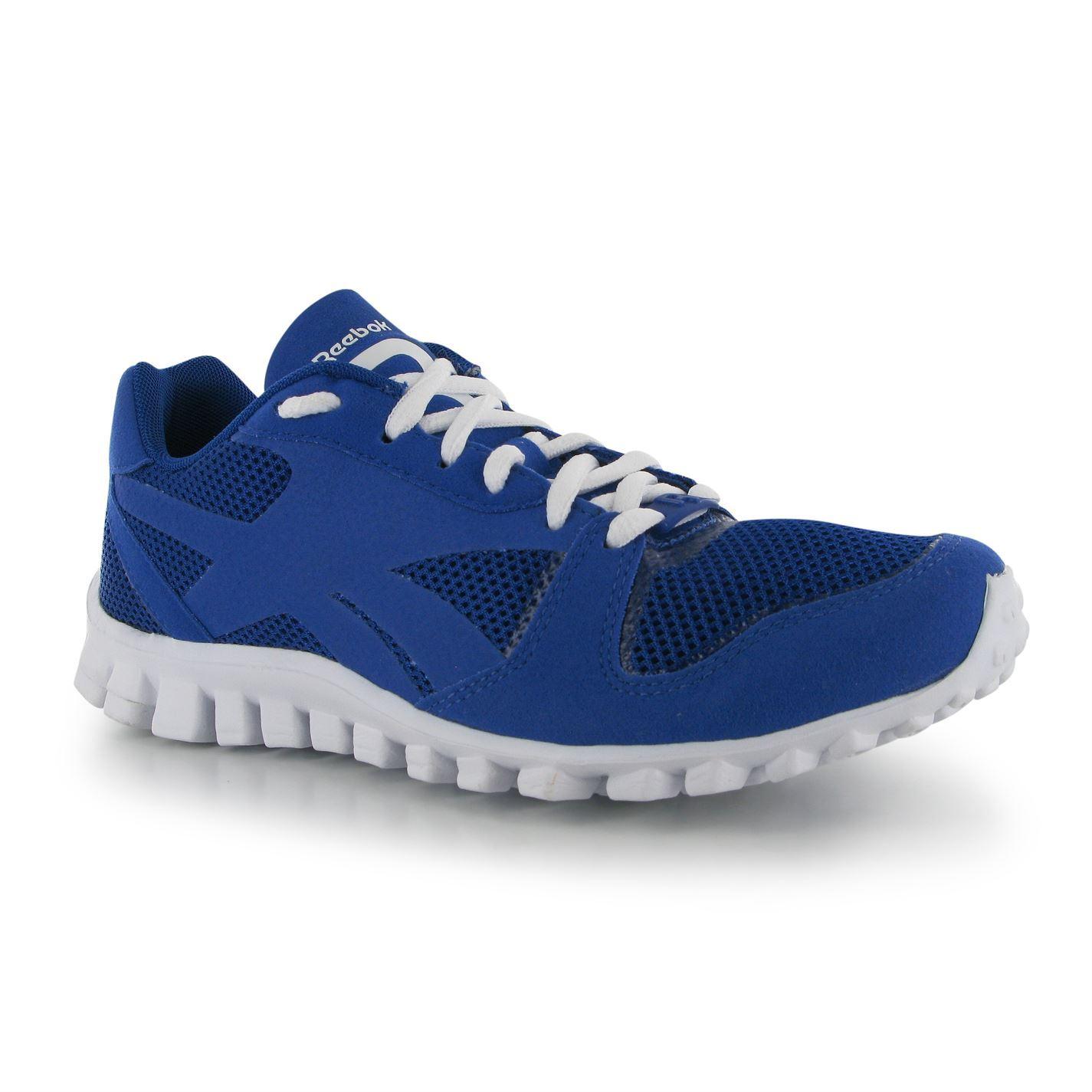 Reebok Realflex Runner Running Shoes Trainers Womens ...