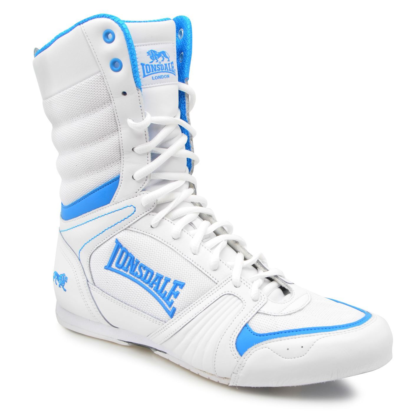 Lonsdale White Shoes