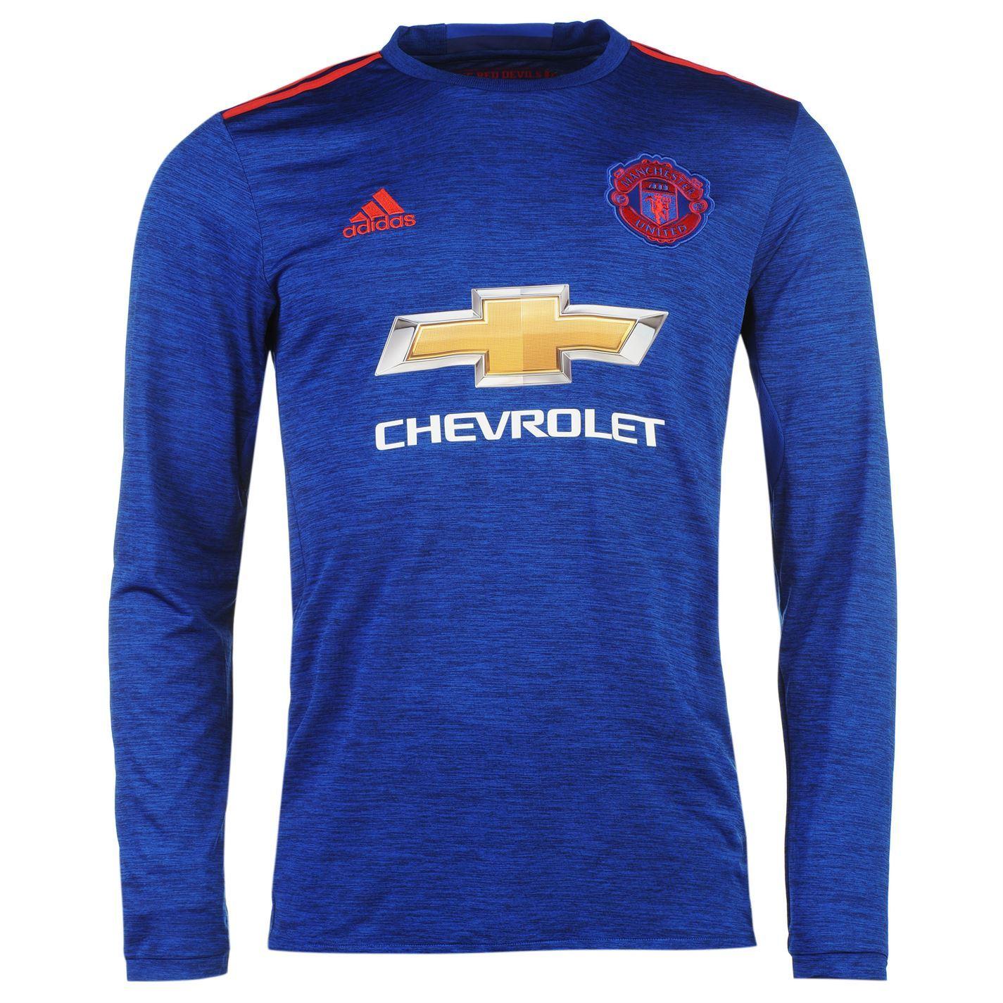 Manchester United Fc Away Jersey   Mens Football Soccer Shirt