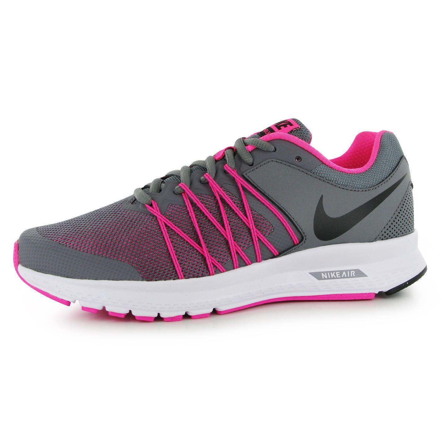 Nike Women 39 S Air Relentless 3 Running Shoes Black White