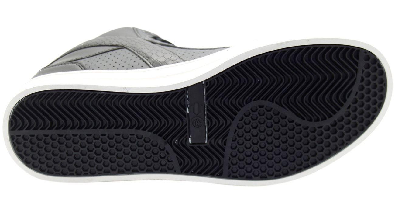 new mens crosshatch brand designer shoes boots high top