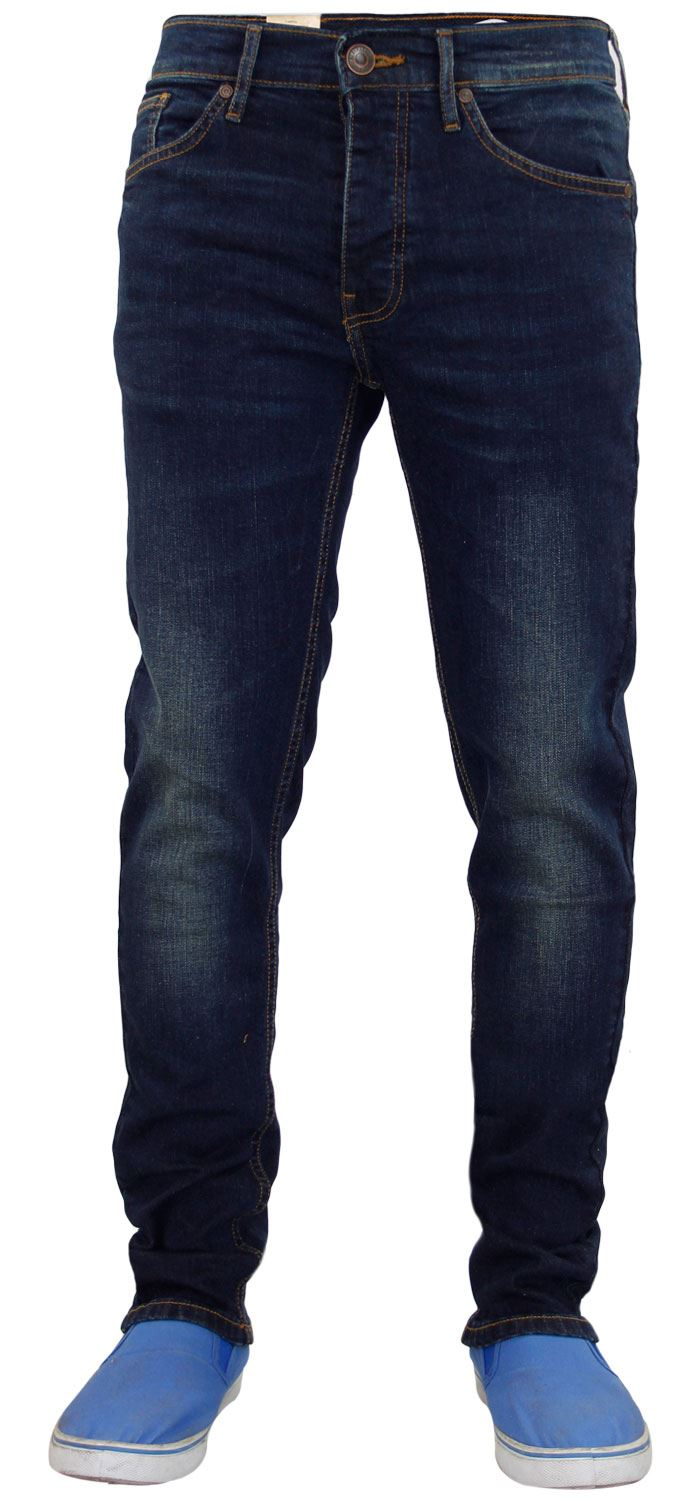 New Mens Designer Firetrap Brand Jeans Cotton Skinny Fit ...