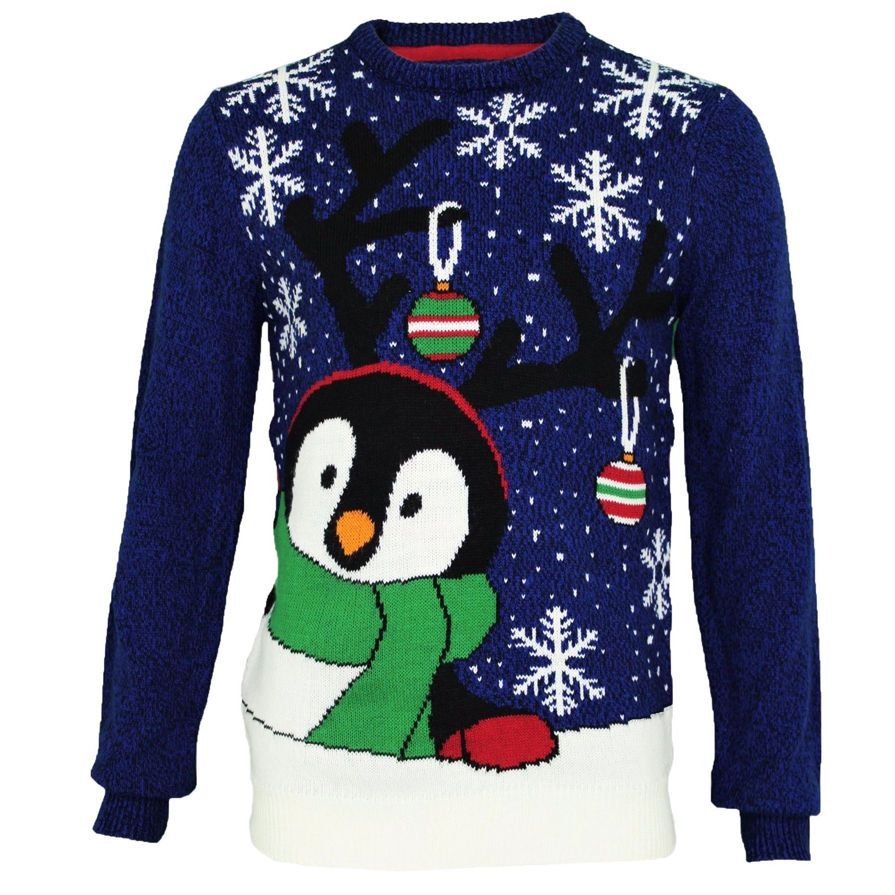 It's time to welcome back everyone's festive favourite - the beloved Christmas jumper. With super-cosy designs featuring everyone's favourite Christmas characters, you won't be able to resist these must have sweaters.