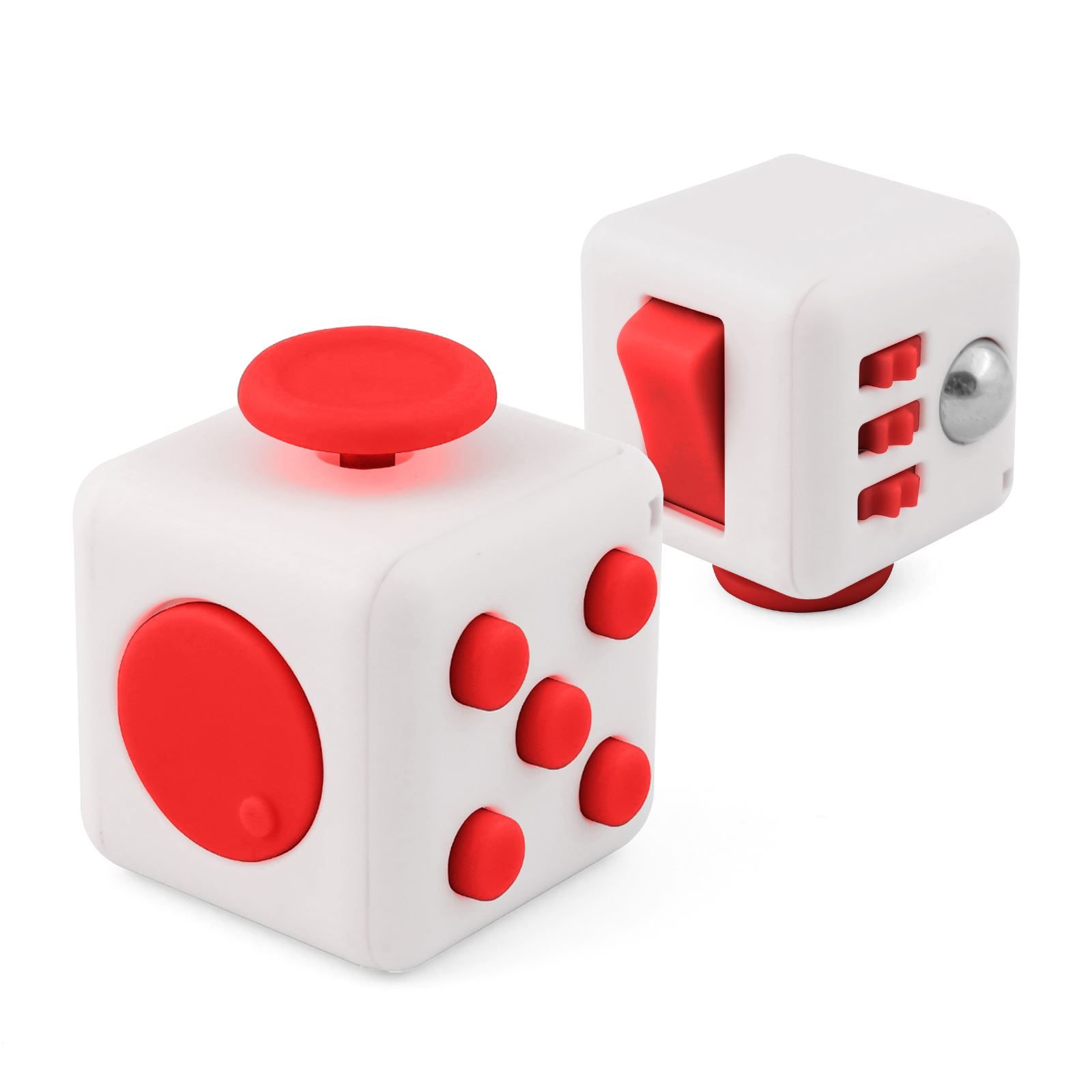 Toys For Grownups : Fidget cube desk toy adults kids stress relief box adhd