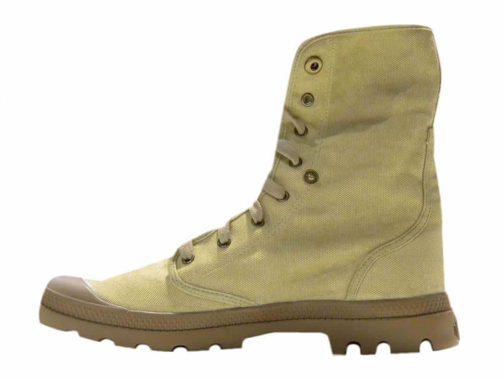 Palladium Menu0026#39;s Baggy Canvas Boots - Color U0026 Size ...