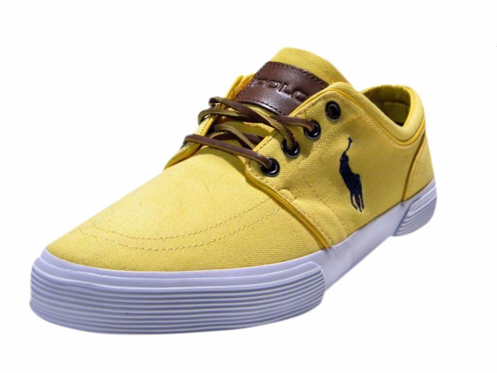 Blue Jean Polo Shoes