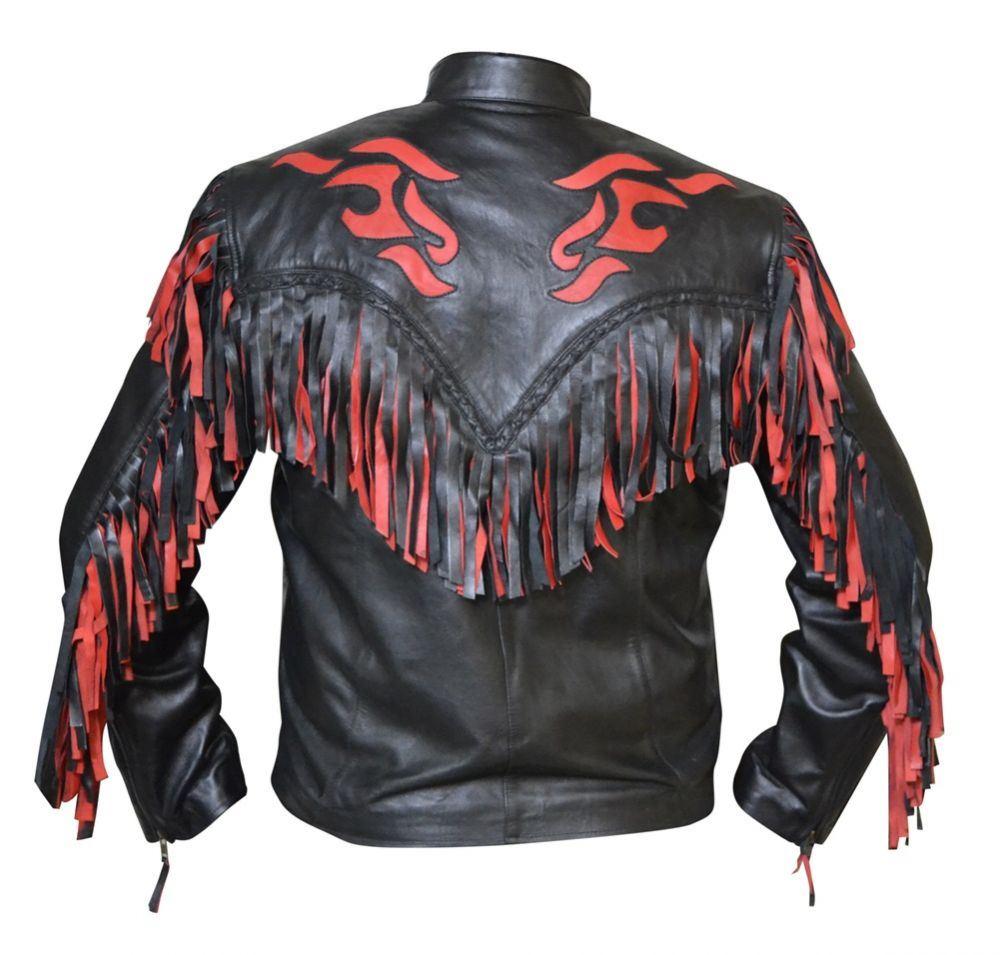 Cowboy leather jackets