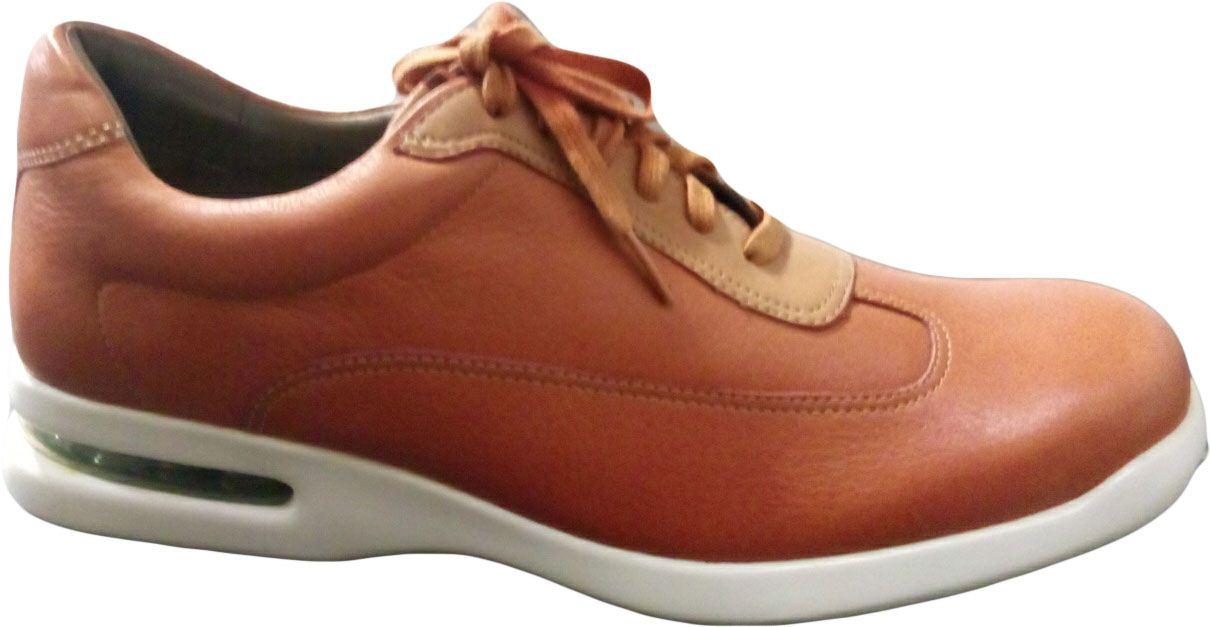 orange cole haan shoes men size 708837