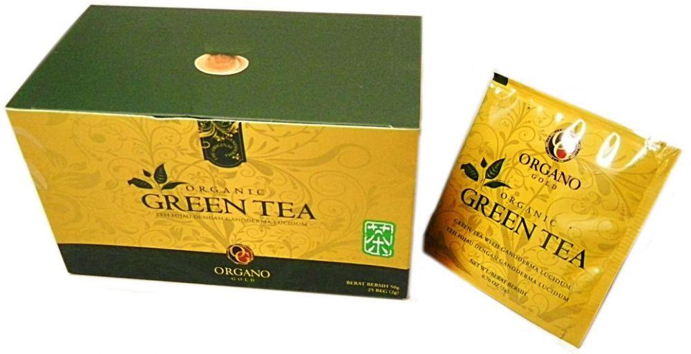 зеленый чай после отбеливания зубов