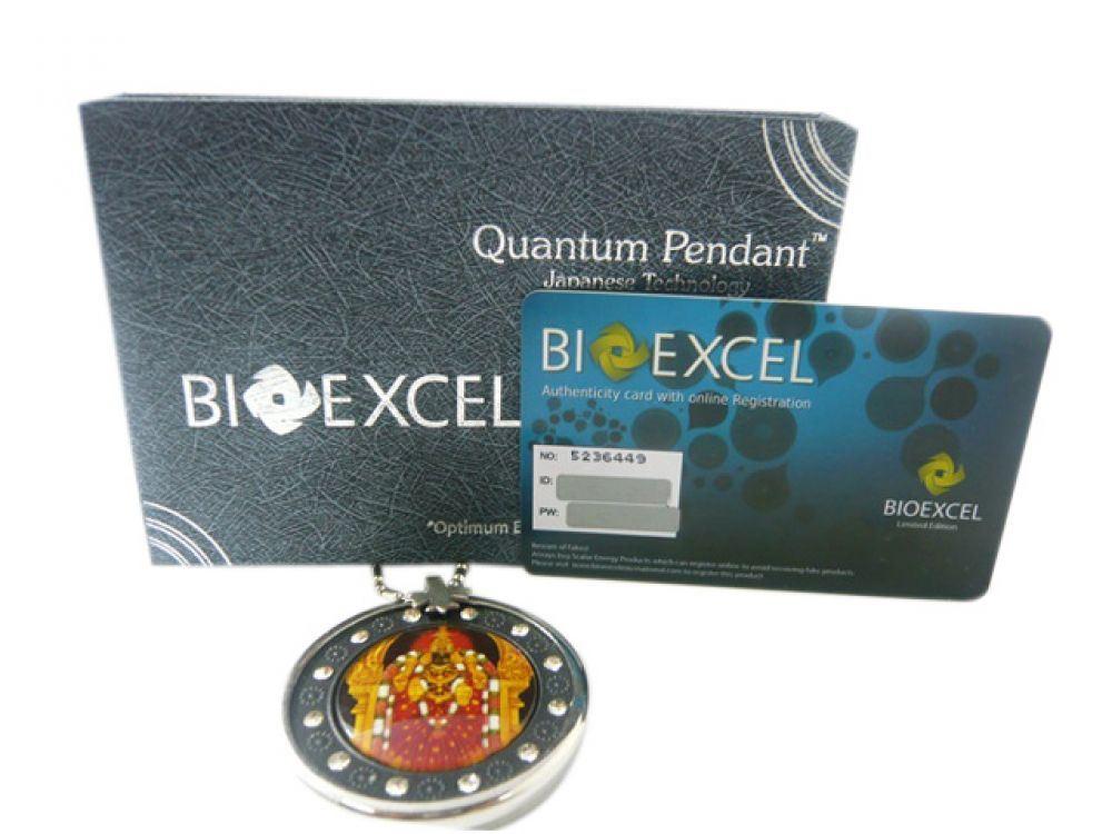 Quantum Science: Bioexcel Quantum Science Nano Healing Energy Pendant