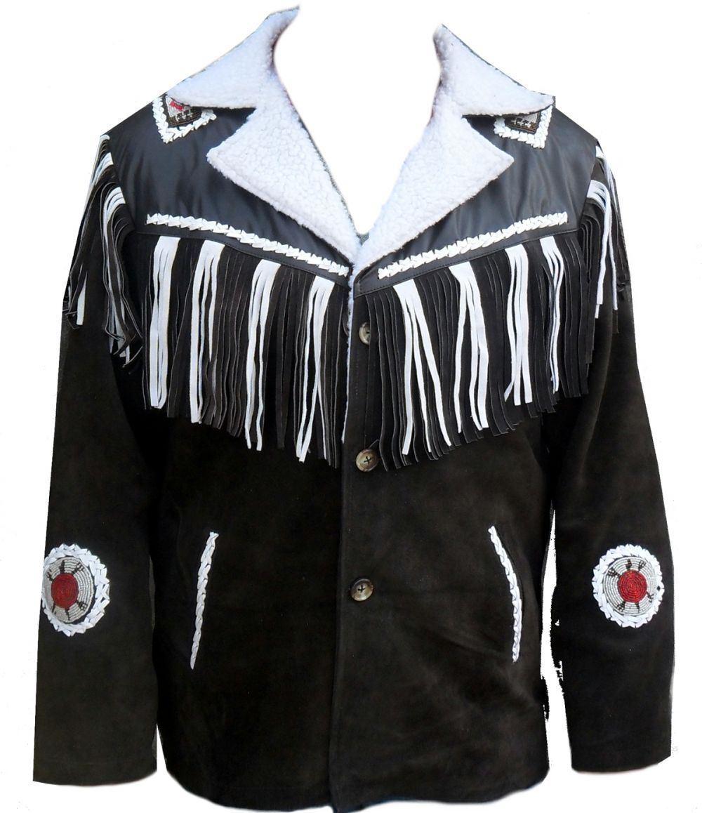 Harley Davidson Black Leather Shirt
