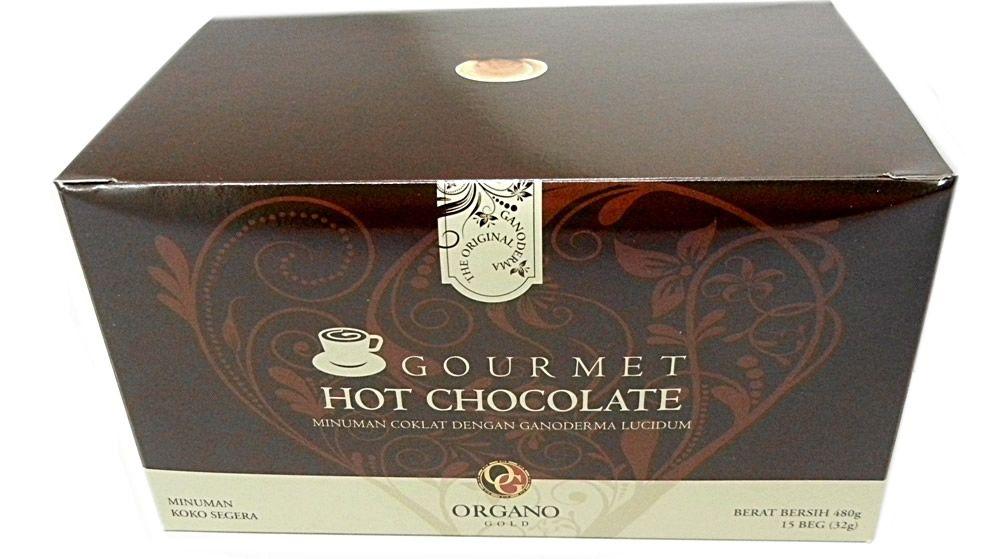Organo Gold Hot Chocolate Ebay