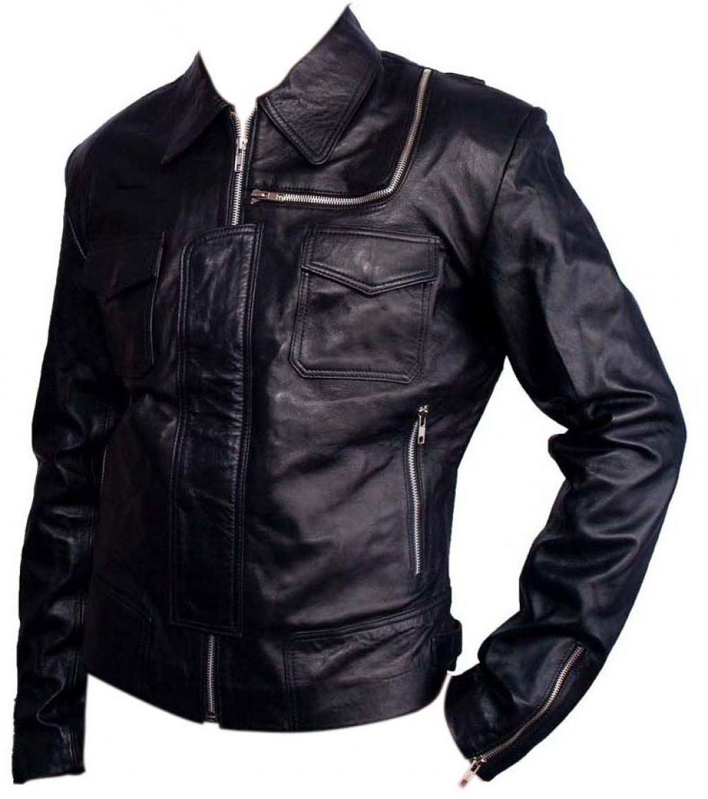 Leather jacket italy - Celebrita Italy Men 39 S Biker Stylish Design Leather Jacket Various Leather