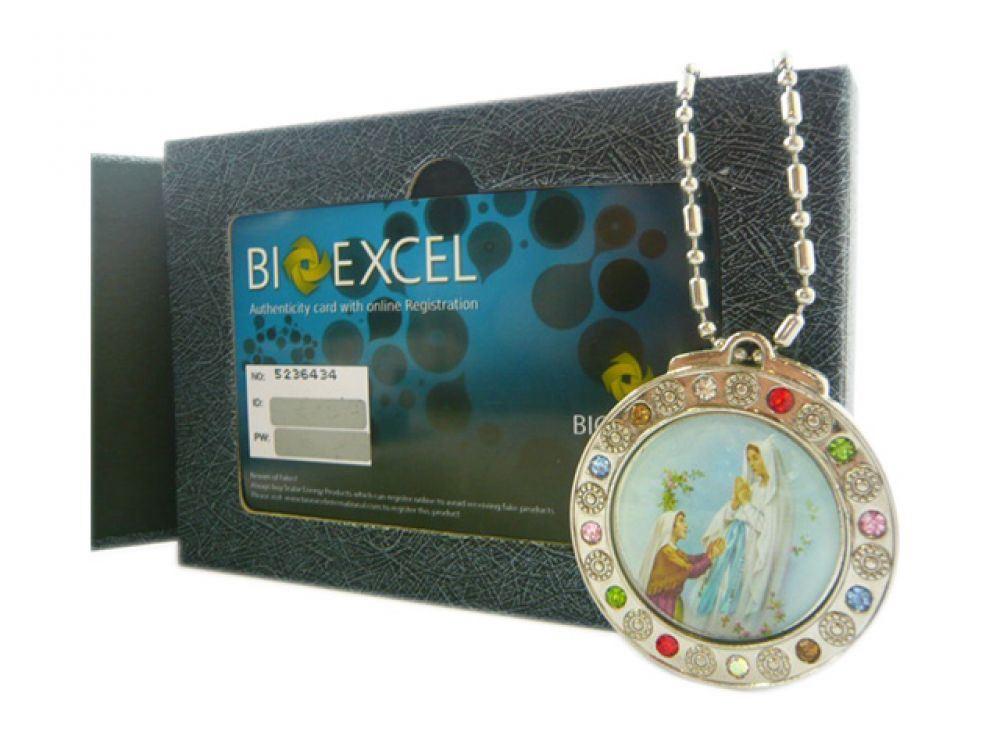 bioexcel quantum science scalar energy pendant christian