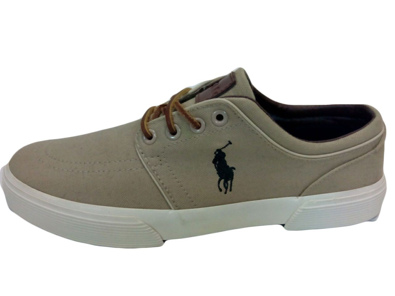 polo ralph lauren shoes men 39 s faxon low canvas sneaker choose color. Black Bedroom Furniture Sets. Home Design Ideas