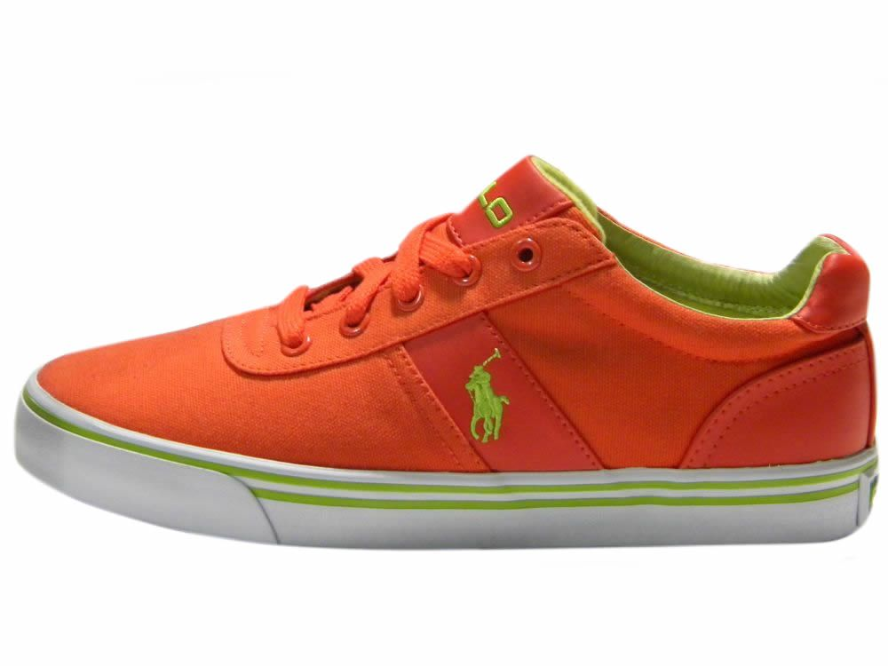 COLORED HANFORD - Sneaker low - red