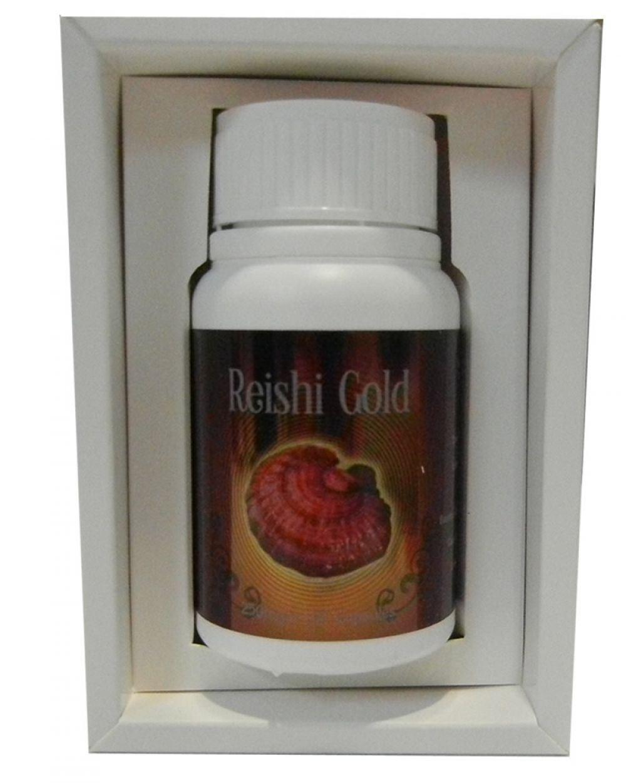Gano excel reishi gold ganoderma capsule 100 capsules for Collezionismo capsule