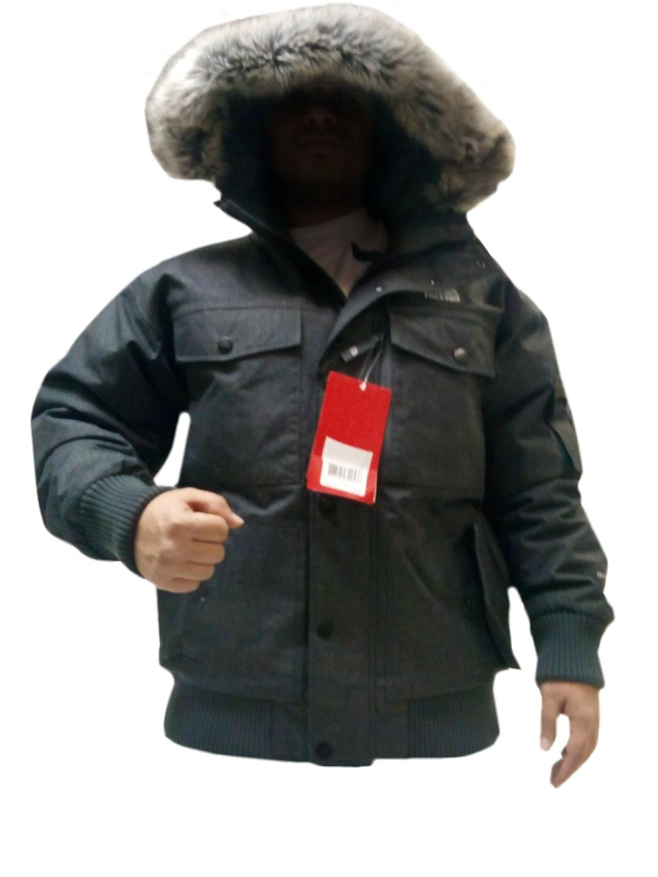 The North Face Men's Gotham Winter Jacket - 550 Goose fill