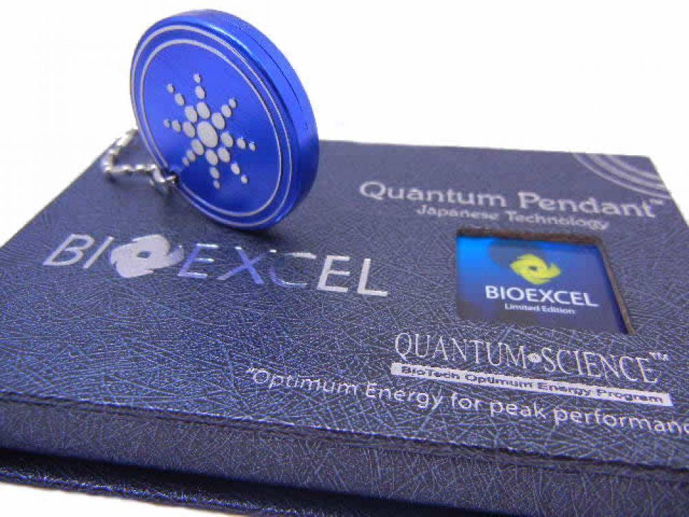 Quantum Science: Bioexcel Quantum Science Energy Healing Power Pendant