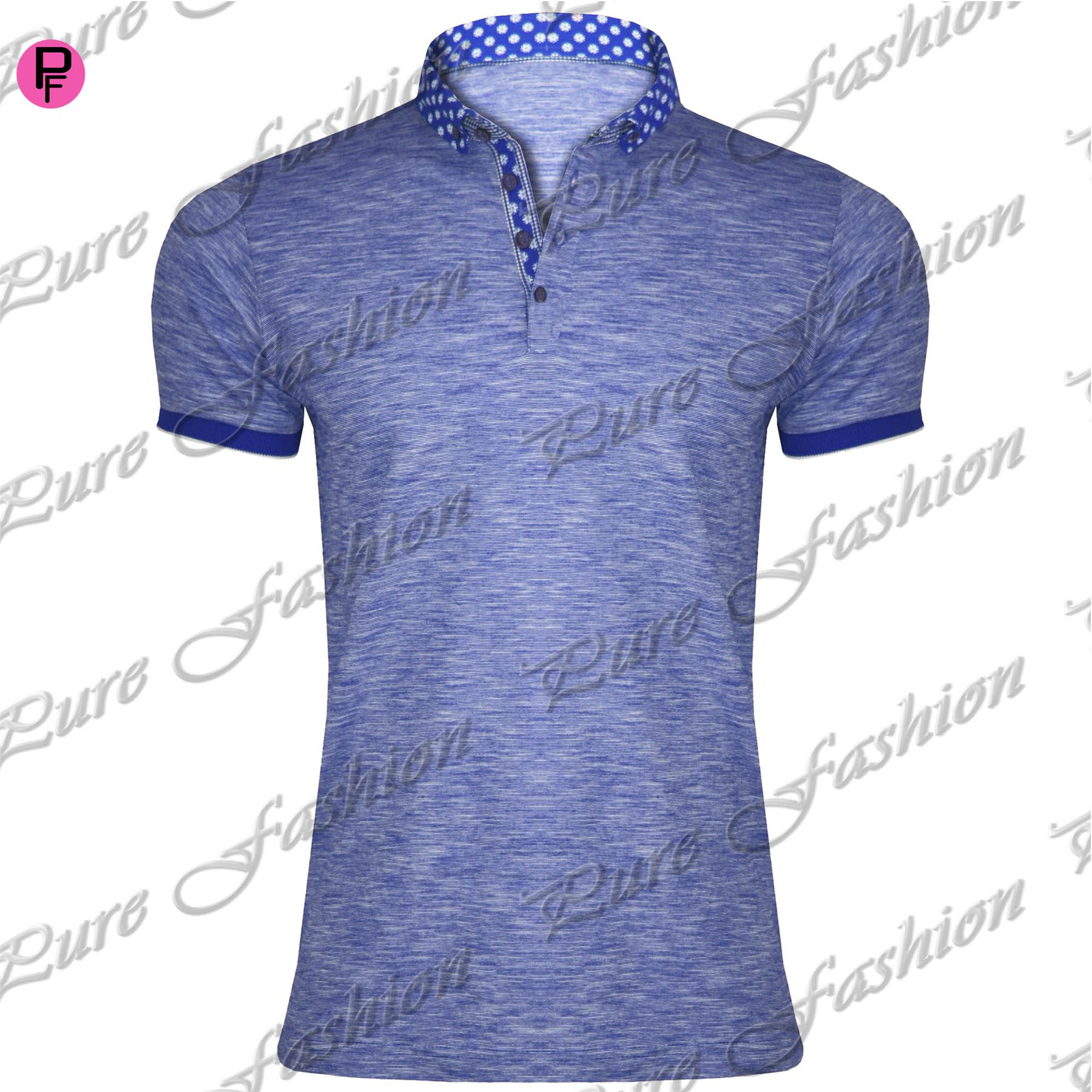 Mens brave soul pocket summer designer branded collar for Branded polo t shirts