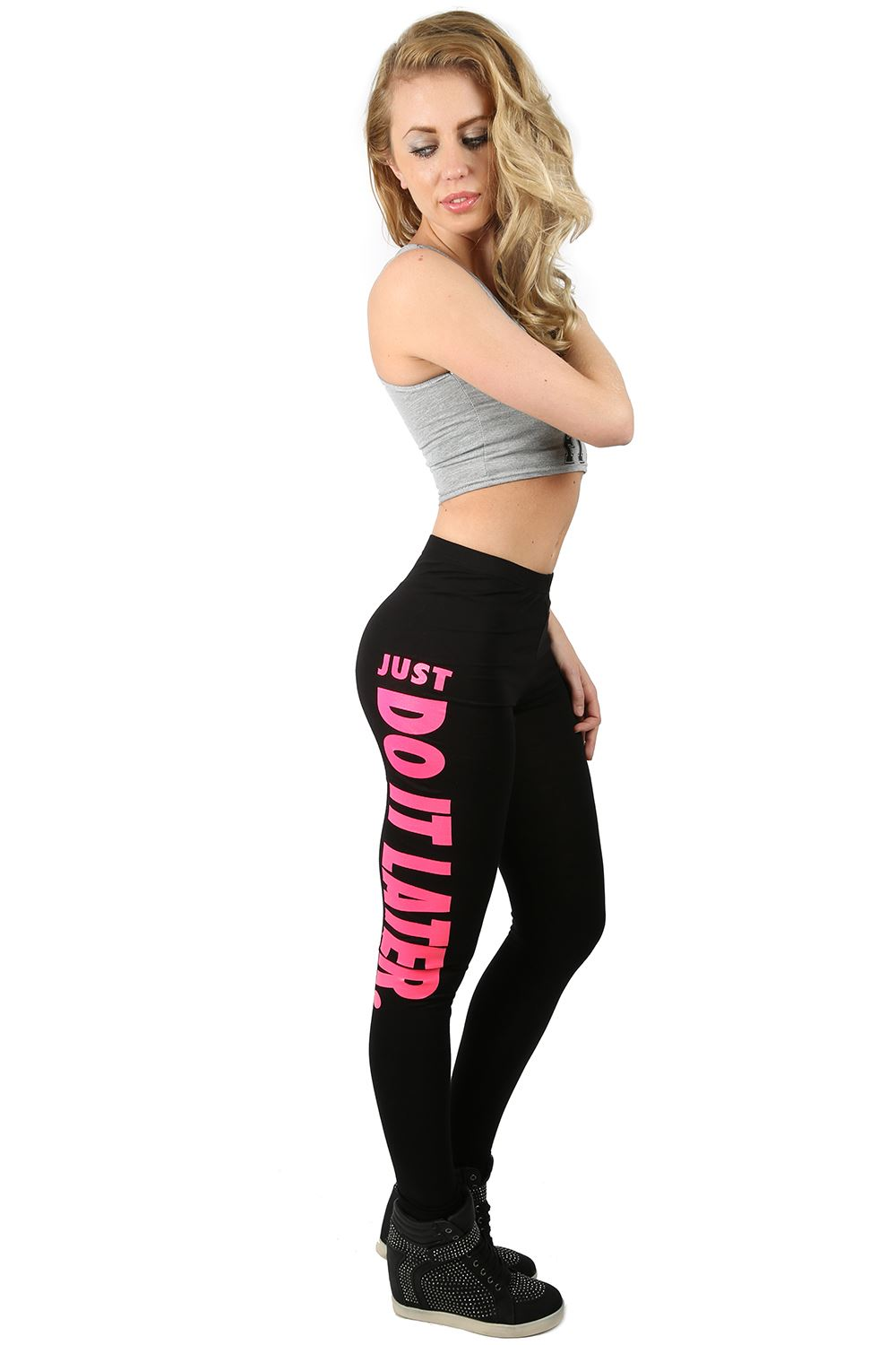 Leggings are a staple in many women's wardrobe. They can act as an accent to an outfit or a significant part of the ensemble. Trying to find the right pair for you out of all the leggings out on the market, however, can be a frustrating task.