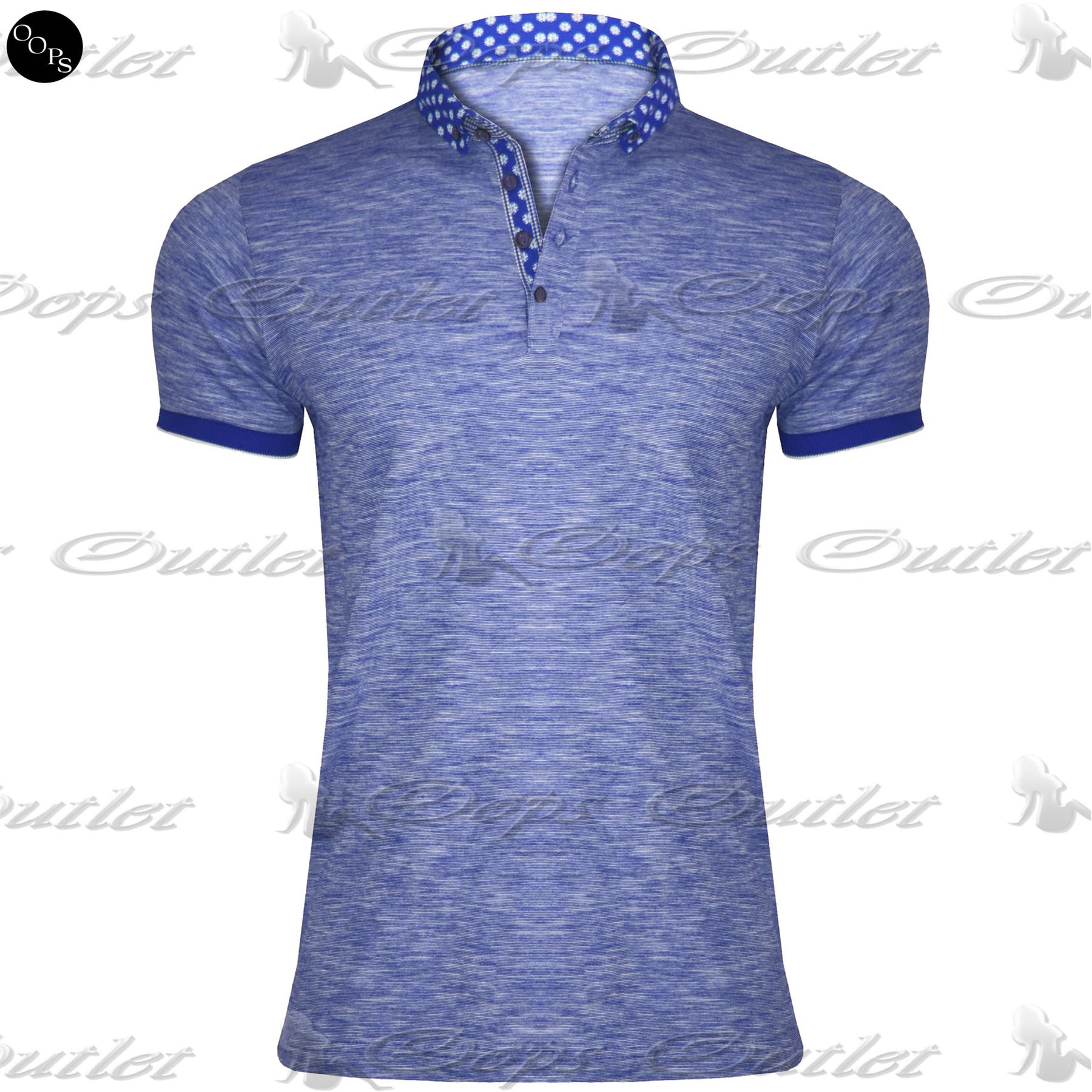 Mens brave soul summer designer pocket branded collar for Branded polo t shirts