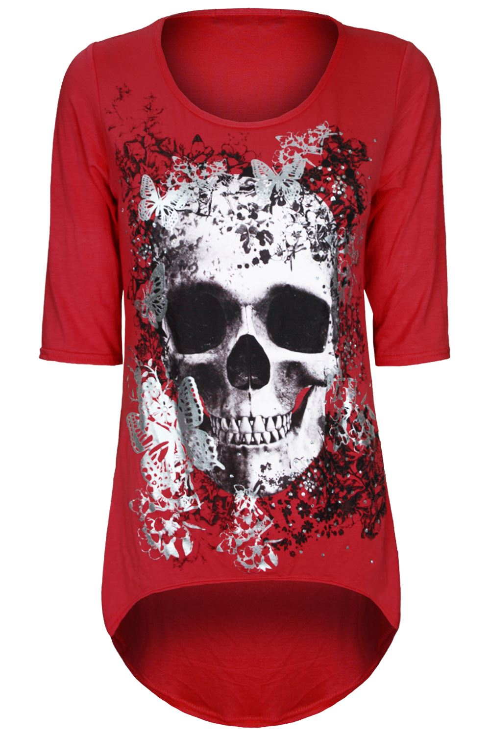 Women's Skull Tops come in an assortment of colors including black. Find a real bargain on eBay by shopping new or pre-owned women's T-shirts. Plus, Women's Skull Tops are a good choice for feeling your best thanks to some sexy new report2day.ml: $