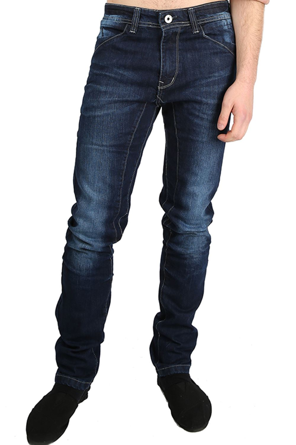 Mar 29,  · Slim Fit Jeans: They fall in between the skinny and straight fit types of tentrosegaper.gaoning-Sits low on the waist, it is narrow, hip and thigh fit. Recommendable to People with an athletic build. Recommendable to People with an athletic build.
