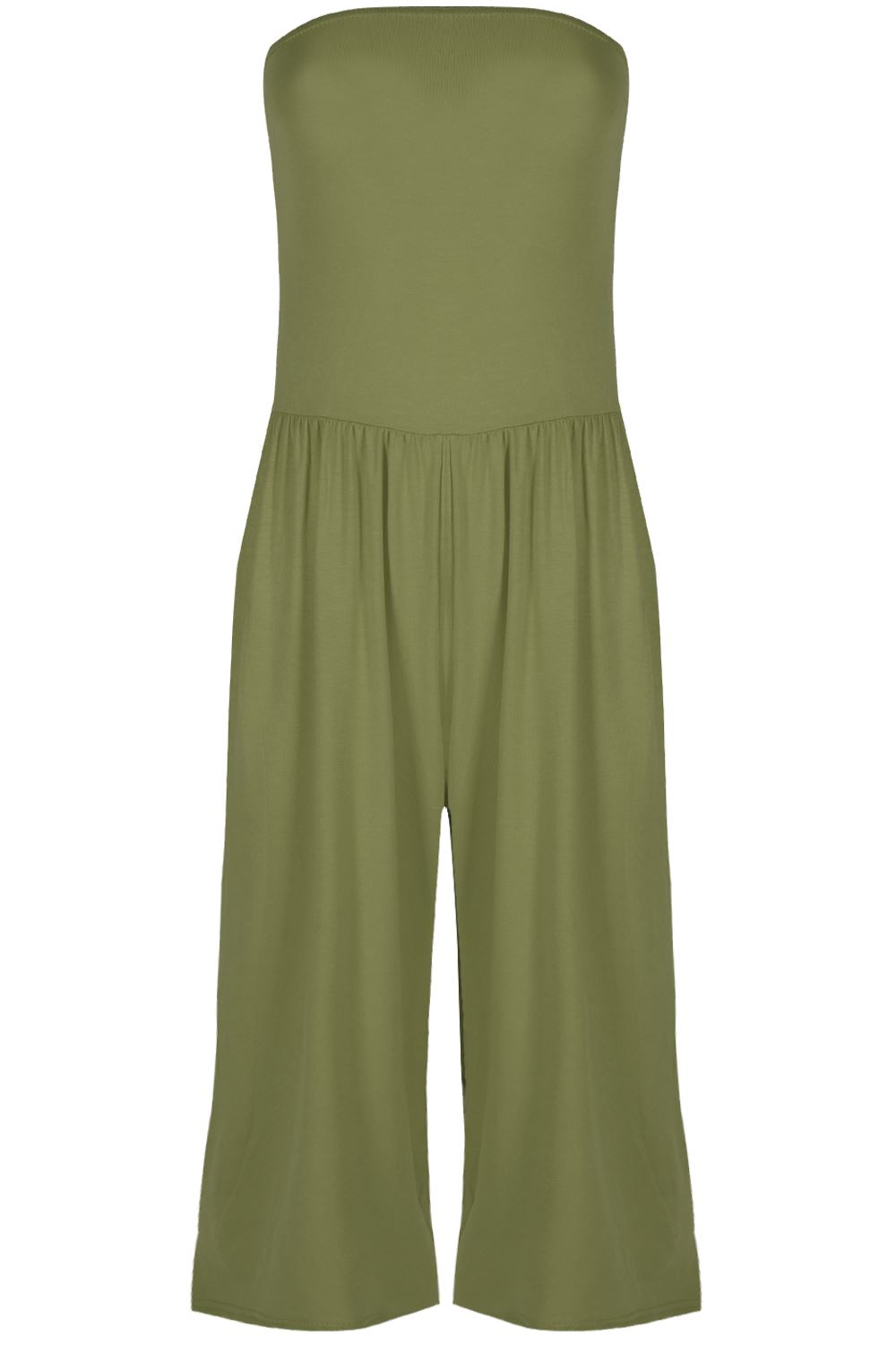 Jumpsuits & Playsuits (64) Ditch the dress and stand out in one of our jumpsuits and playsuits, we have culottes to camis, evening silk, slip on's to comfy jersey basics. Everything you need from a all in one unitard in the morning to a top to toe sequined night look.