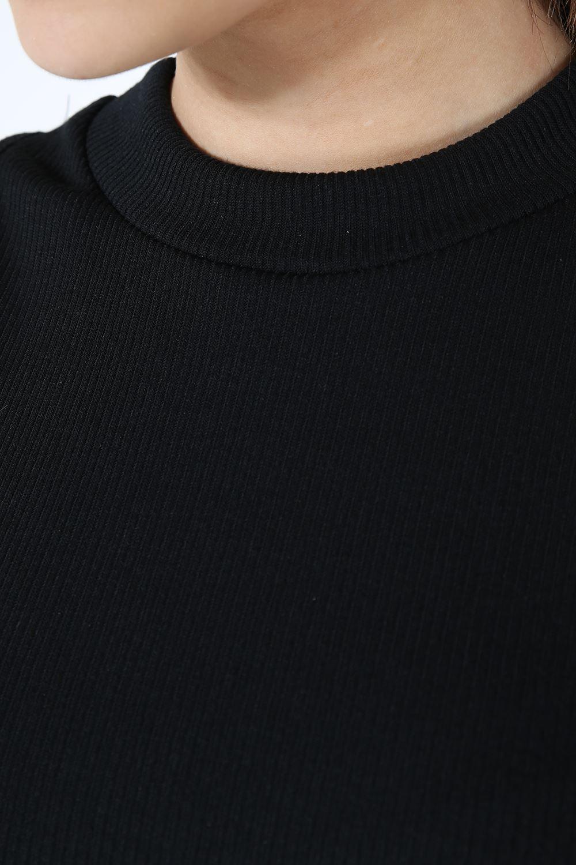 1b05a85ca1aaf Blusa Para Mujer Acanalado Para Dama Forrado Tipo Polo Sin Mangas ...