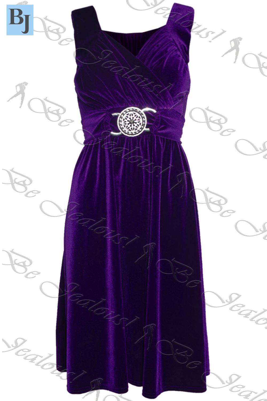 Ladies velvet midi dress womens elegant evening bridesmaid jpg 1000x1500 Ladies  velvet evening gowns c4f03fea914f