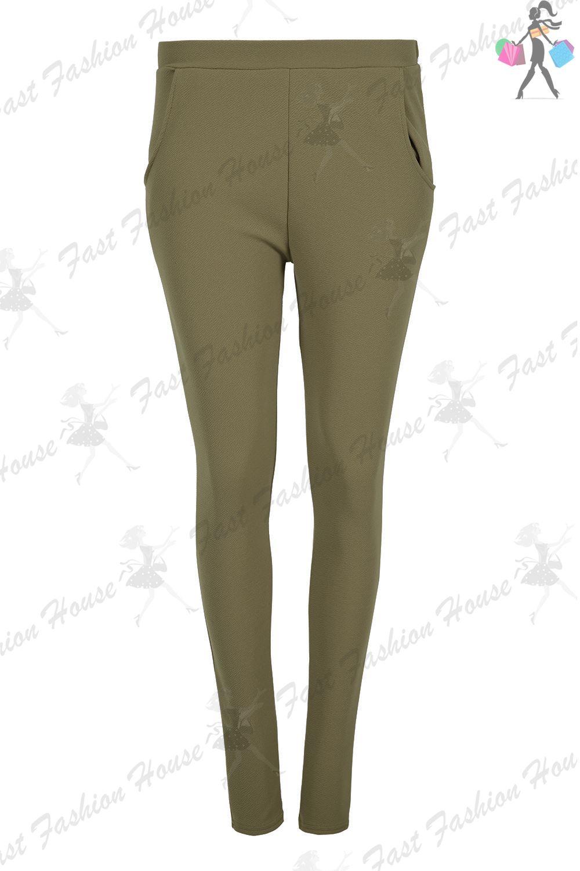 Innovative  Gt Women39s Cigarette Trousers With Tartan Pattern In Cotton Stretch