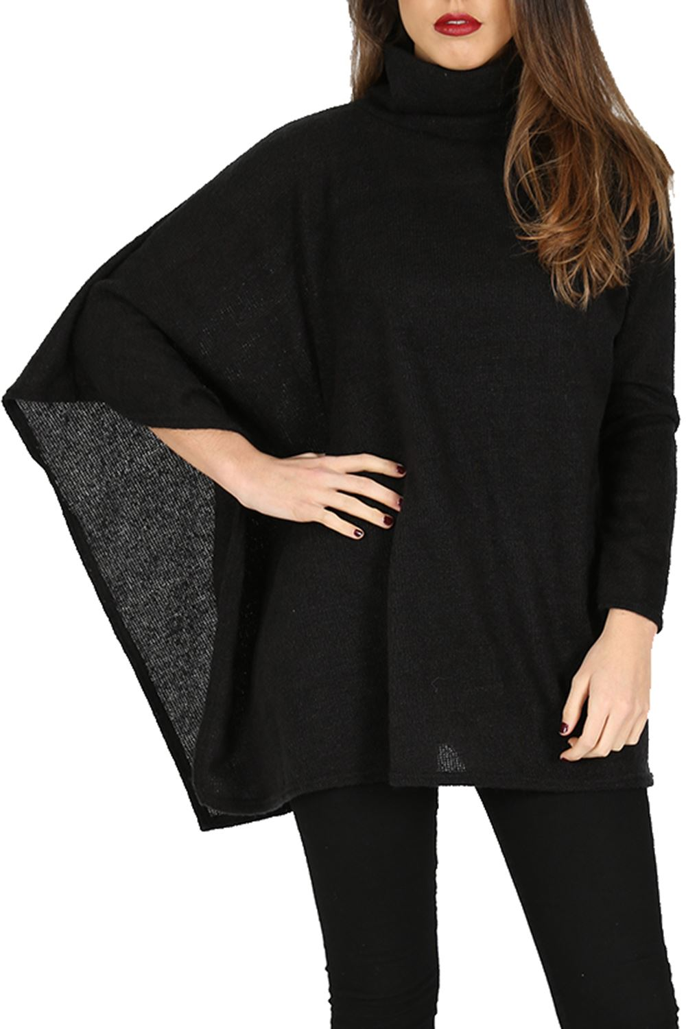 Women'S One Arm Sweater 113