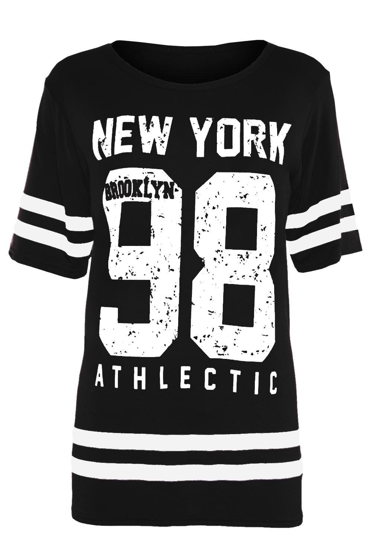 kids brooklyn 76 new york 98 t shirt girls varsity