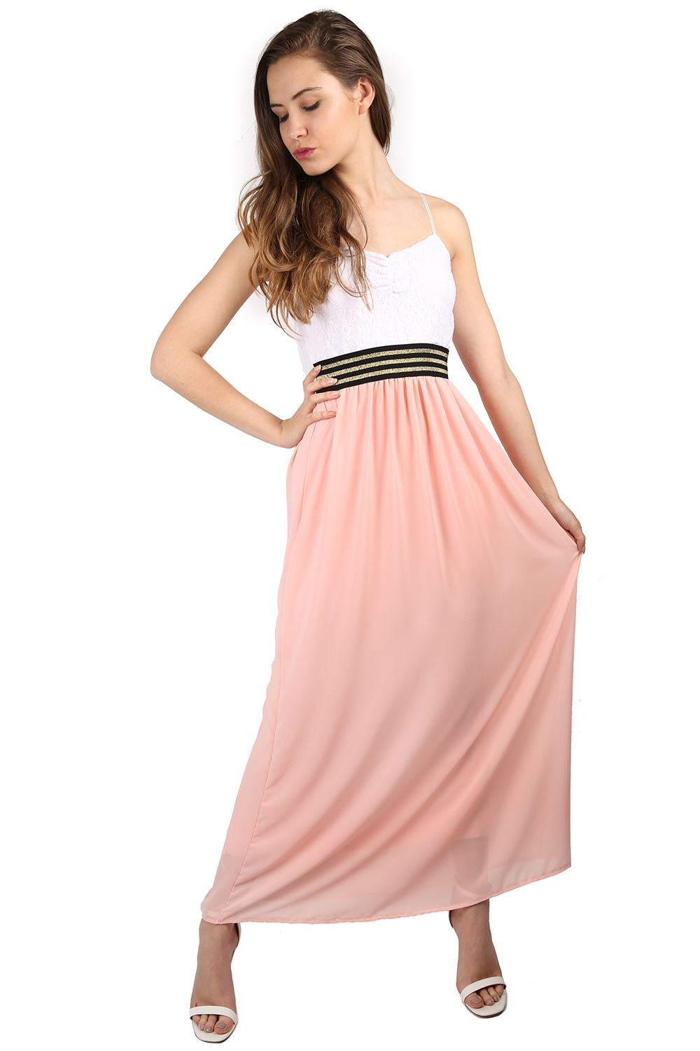 Be the perfect picture of feminine grace in a dreamy chiffon dress. These gorgeous flowing gowns and sheer dresses are very stylish. It is easy to find a chiffon creation to suite your mood or any occasion.